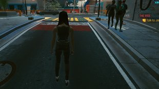 Cyberpunk 2077: Third-Person-Modus aktivieren