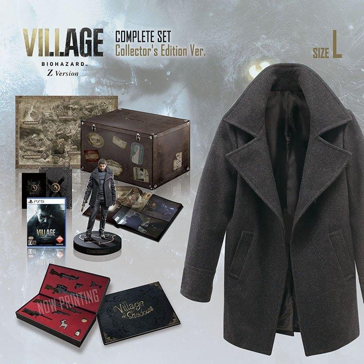 <div>Resident Evil: Village – Collector's Edition kostet so viel wie ein Gebrauchtwagen</div>