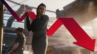 Ist Cyberpunk 2077 ein Ladenhüter? Erste Händler ziehen harte Konsequenzen