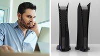 PS5 in Schwarz: Händler macht spektakulären Rückzieher