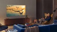 Besser als OLED? Samsungs neue Fernseher sind echte Hingucker