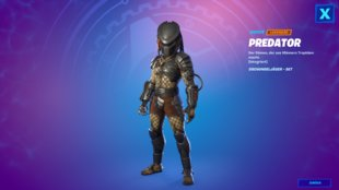Fortnite: Besiege den Predator – Fundort (Season 5, Woche 8)