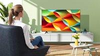 Otto verkauft gigantischen 4K-Fernseher zum kleinen Preis
