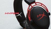 HyperX Cloud Alpha: Top-Gaming-Headset gerade besonders günstig