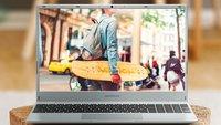 Aldi verkauft schnelles Windows-Notebook zum günstigen Preis