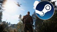 Nach Twitch-Hype: Survival-Spiel reißt sich auch Steam unter den Nagel