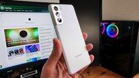 Günstigeres und besseres Galaxy S21: Auf dieses Samsung-Handy sollte man warten