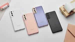 Zum Galaxy S21 wechseln: So viel ist dein altes Samsung-Handy wert