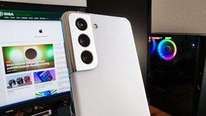Besseres und billigeres Galaxy S21: Auf so ein Samsung-Handy warten wir
