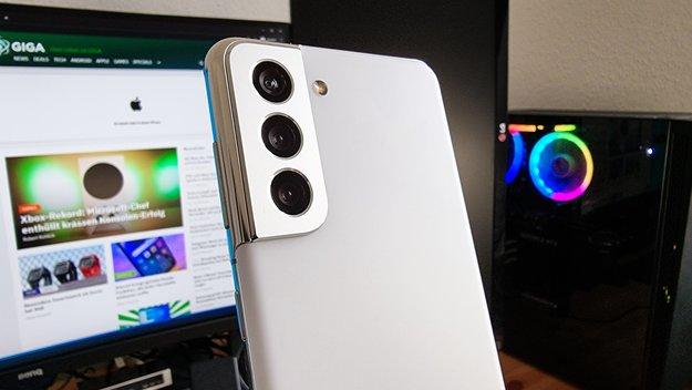 Besseres & billiger als Galaxy S21: Auf dieses Samsung-Handy warten wir