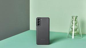 Knaller! Brandneues Samsung Galaxy S21 5G mit 30 GB im Vodafone-Netz extrem günstig