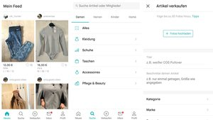 Vinted – App für Android & iOS