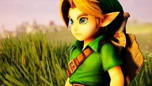 Genialer Zelda-Fund: Nie gezeigte Version kommt jetzt ans Tageslicht