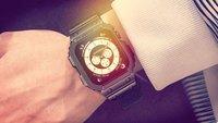 Apple Watch mutiert zur G-Shock: Geniales Teil für die Smartwatch