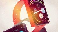 Apple Watch knickt ab: Gelenkige Smartwatch macht Träume wahr