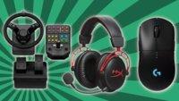 Gaming-Zubehör im Angebot: Die besten Deals zum Wochenende
