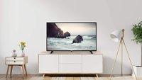 MediaMarkt verkauft 42-Zoll-Fernseher mit Android TV zum Schleuderpreis