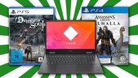 Gaming-Sale bei Cyberport: Spiele und Hardware nur noch kurze Zeit im Angebot