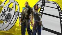 Fan beweist: Cyberpunk 2077 wäre als Film cooler gewesen