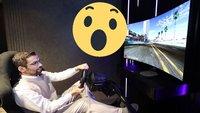 OLED-Revolution: Neuer Gaming-Fernseher verwandelt sich auf Knopfdruck