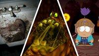 9 Igitt-Momente in Videospielen, vor denen wir uns heute noch ekeln
