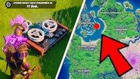 Fortnite: Finde die Blackbox des abgestürzten Flugzeugs (Season 5, Woche 9)