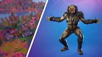 Fortnite: Besuche in Hunter's Haven das Apartment des Predators – Fundort (Season 5, Woche 8)
