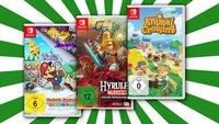 Switch-Spiele günstig: 3 Top-Games zum Preis von 2 bei Amazon, Saturn und MediaMarkt