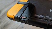 Nintendo Switch: microSD-Speicherkarte einlegen – so geht's