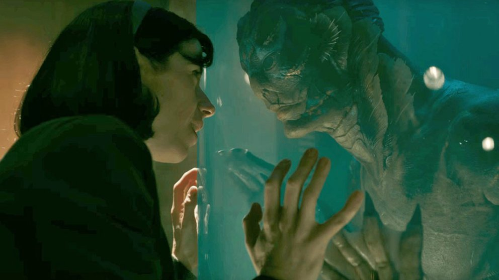 Neu auf Netflix: The Shape of Water.