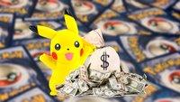 Pokémon: Alte Sammelkarten-Box ist so teuer wie ein ganzes Haus
