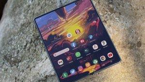 Galaxy Z Fold 3: Samsungs spezielle Kamera mit Problemen