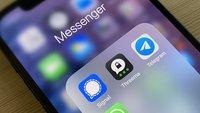 Threema nimmt sich Signal und Telegram zur Brust, um vor Gefahren zu warnen