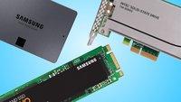 SSD-Arten: NVMe, M.2, SATA, PCIe – Unterschiede erklärt