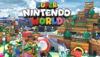 Super Nintendo World: Macht eine virtuelle Tour durch den Park