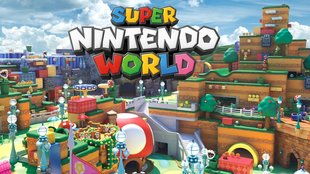Super Nintendo World: Macht eine virtuelle Tour durch den Park