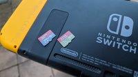 Nintendo Switch: Daten auf andere microSD-Karte übertragen (inkl. Spielstände) – so geht's