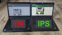 TN-, IPS-, TFT- und VA-Displays – Unterschiede erklärt