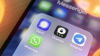 Telegram-Problem: Messenger löschte Dateien gar nicht
