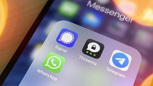Signal: Jetzt ist der Messenger unter iOS noch besser