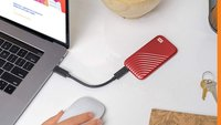 Günstig wie nie: Externe SSD-Festplatte mit 500 GB für kleines Geld abstauben