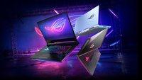 ASUS ROG Strix Gaming-Laptop im Angebot – ihr spart 522 Euro