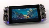Tolle Nintendo-Switch-Alternative: Neue Windows-Konsole lässt die Muskeln spielen
