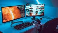 Gaming-Monitore im Test 2021: Acer, LG, Samsung und Asus im Vergleich