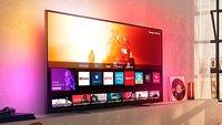 Saturn verkauft 50-Zoll-Fernseher von Philips mit Ambilight zum Schnäppchenpreis