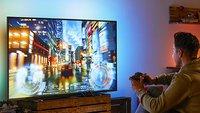 Amazon verkauft riesigen Philips-Ambilight-Fernseher mit zusätzlichem Rabatt