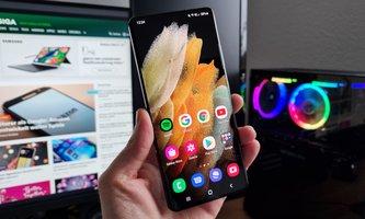 Samsung Galaxy S21 Ultra im Test: Der neue Kamera-Profi