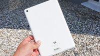 Xiaomi kehrt zurück: China-Hersteller will wieder Android-Tablets bauen