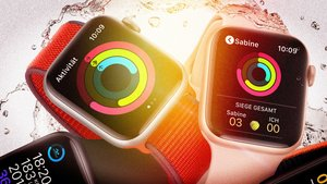 Apple Watch SE im Preisverfall: Hier gibt's den Smartwatch-Geheimtipp günstiger
