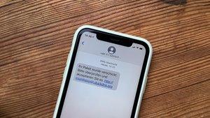 Verbraucherzentrale warnt: Vorsicht vor dieser Paketdienst-SMS